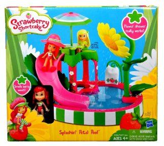 Strawberry Shortcake Scented 3 Inch Doll Playset