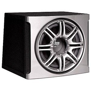Polk Audio db1212 12 Inch Subwoofer (Single, Chrome) Car
