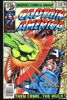 Captain America (Comic Issue #230) February 1979 Books