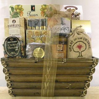 Kosherline Gourmet World of Thanks Gift Basket