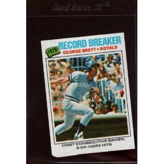 1977 Topps #231 George Brett Nmmt *213810: Collectibles