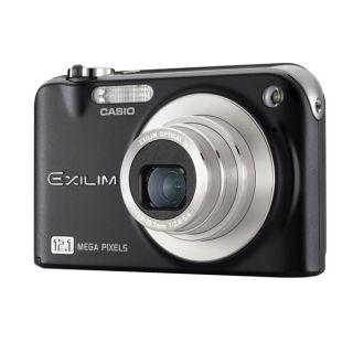 Black Casio Exilim EX Z1200 12.1 MP Digital Camera