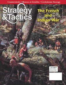 DG: Strategy & Tactics Magazine #231, with the French