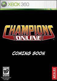 Xbox 360   Champions Online