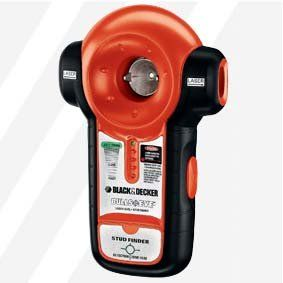 Black & Decker Tools BDL100S R Bulls Eye Auto Leveling Laser Line and