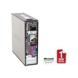 Dell OptiPlex 745 Core 2 Duo 1.86GHz 2048MB 160GB COMBO Windows 7