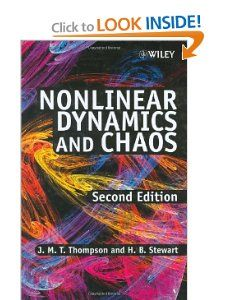 Nonlinear Dynamics and Chaos: J. M. T. Thompson, H. B. Stewart
