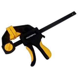Olympia Tools 38 232 6 Inch Ratcheting Bar Clamp and Spreader