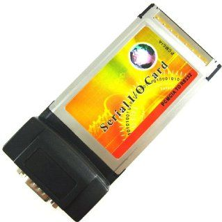 RS232 RS 232 DB9 Serial Port Device to PCMCIA PC Card
