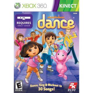 Xbox 360   Nickelodeon Dance