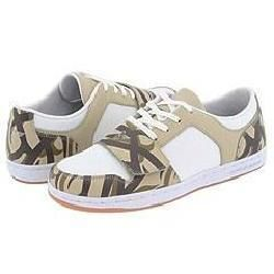 Creative Recreation Cesario Lo W Khaki/White/Safari