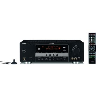 Yamaha RXV363 B Home Theater Receiver (Refurbished)