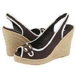 Steve Madden Cabel Brown Multi Sandals