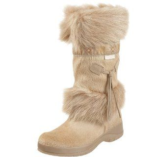 Tecnica Womens Skandia Fur Cold Weather Fashion Boot Shoes