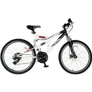 Polaris RMK 26 Mens Dual Suspension Mountain Bike
