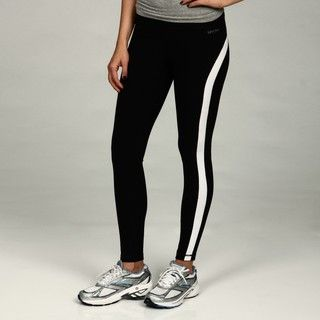 Calvin Klein Performance Womens Side Stripe Leggings