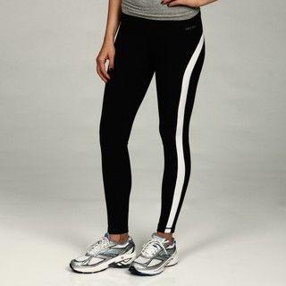 Calvin Klein Performance Womens Side Stripe Leggings