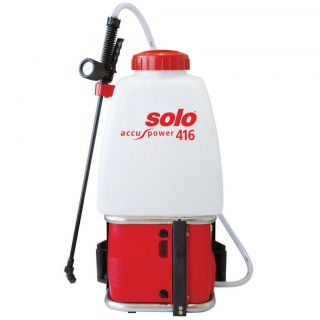 Solo Backpack Sprayer Battery Powered 5 Gallon 12V #416