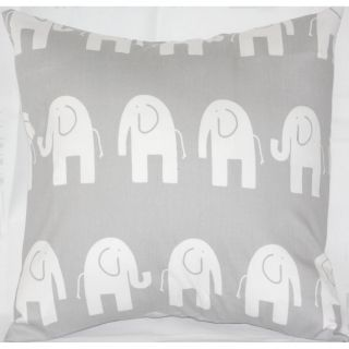 Taylor Marie Nursery Elephants Pillow Cover Today $23.91