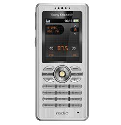 Avis SONY ERICSSON R300 Radio Silver/Black –