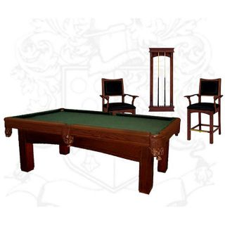 Bellaire Billiard Game Room Collection