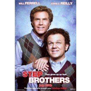 (27x40) Step Brothers Will Ferrell John C. Reilly Movie