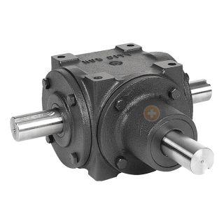 Hub City 600 2/1ABST Gear Drive, Bevel, 1750 rpm, 7.3 HP, CI