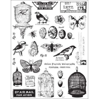 Gypsies Conservatory Collection Clear Stamps Today $9.89 4.0 (3