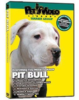PIT BULL DVD Includes Dog & Puppy Training Bonus Pet