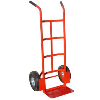 Chariot type diable   Charge max. : 200kg   Dimensions : 112x54.5x43