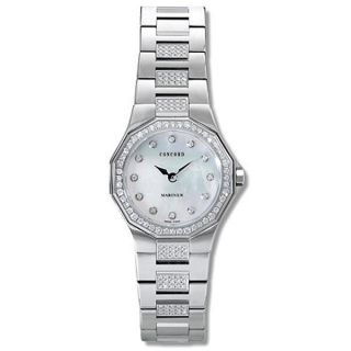 Concord Mariner Womens Luxury Diamond Watch