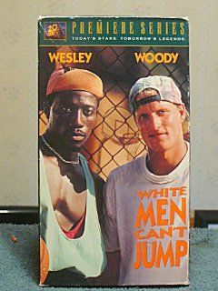 White Men Cant Jump [VHS] Wesley Snipes, Woody Harrelson