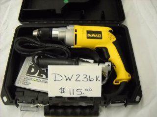 DEWAL DW236K 7.8 Amp 1/2 Inch Drill wih Keyless Chuck