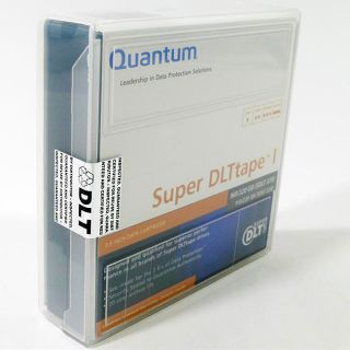 Quantum MR SAMCL 01 SDLT 160 320 GB 558.7M Tape (Refurbished