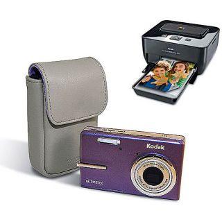 Kodak M893 Purple + G610 Digital Camera/ Printer (Refurbished