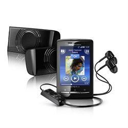 Avis Sony Ericsson XPERIA X10 Mini Noir + Enceintes, Ca –