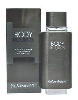 Kouros Body By Yves Saint Laurent For Men. Eau De Toilette