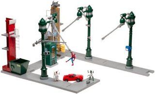 Spider Man Classic Stunt System Playset Toys & Games
