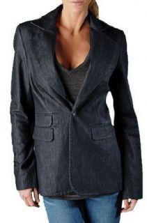 True Religion Brand Jeans Womens Blazer Jacket Coat