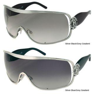 Roberto Cavalli RC384S Womens Shield Sunglasses