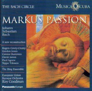 Bach Markus Passion / St. Mark Passion, BWV 247 (Musica