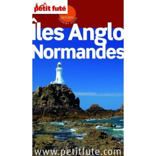 GUIDE PETIT FUTE ; COUNTRY GUIDE; ILES ANGLO NORMA   Achat / Vente