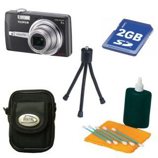 Fujifilm Finepix F480 8MP Digital Camera and Bonus Kit