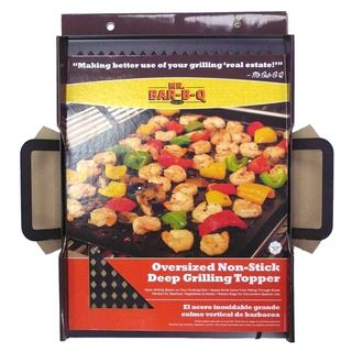 Mr. BBQ Non stick Grilling Topper