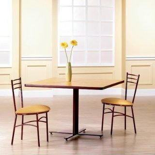Grand Rapids Chair 241 / CA30S Cassandra Square Table Set