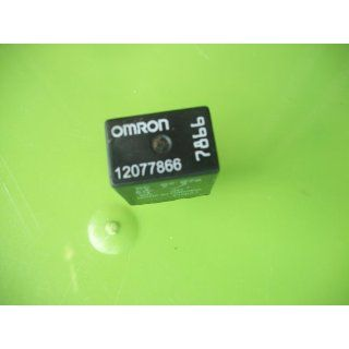 Omron GM relay 12077866 fuel pump daytime drl fan lock