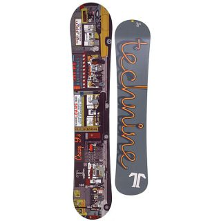 Technine Street Series Mens 156 cm Night Snowboard