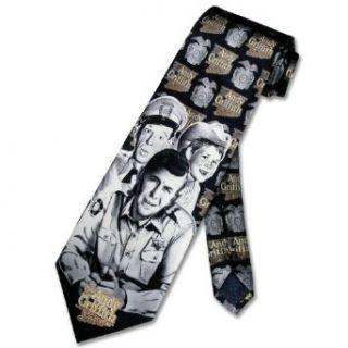 Andy Griffith Show SILK NeckTie TV Land Mens Neck Tie