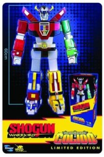 Shogun Warriors Go Lion Action Figure Toys & Games