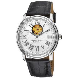 Frederique Constant Mens Persuasion Heart Beat Automatic Watch
